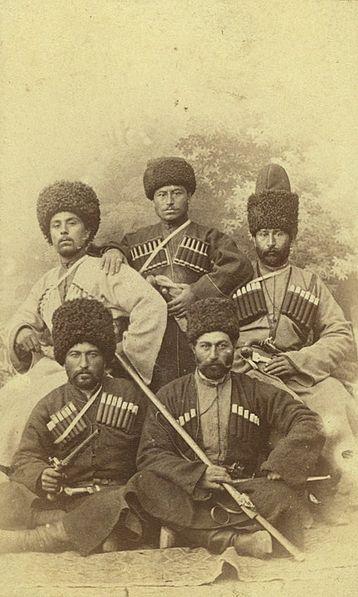 358px-Chechense._Match._a_wedding_match._George_Kennan._1870-1886
