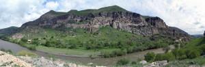 Panorama_Wardzia