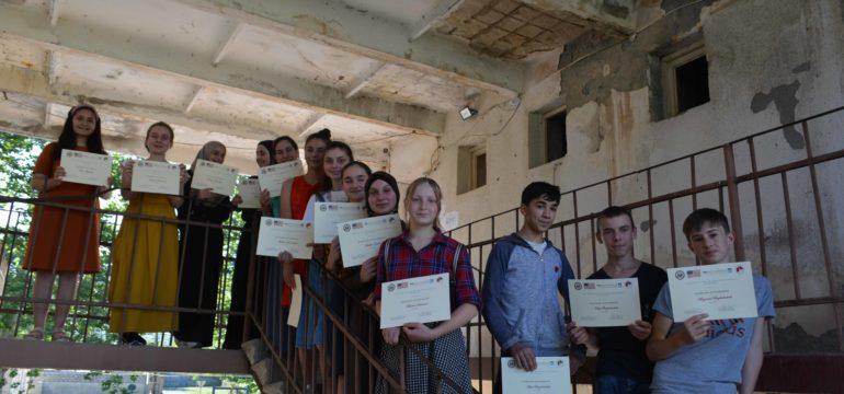 Access Micro scholarship program in Pankisi: by Malika Kavtarashvili