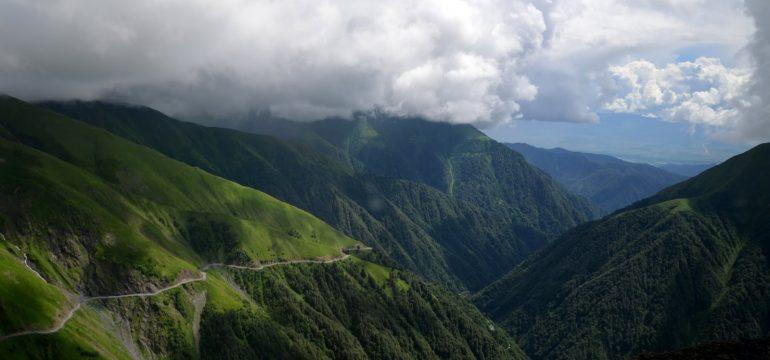 Tourism in Pankisi: by Leechi Baghakashvili